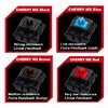 Corsair a světově první klávesnice s tlačítky Cherry RGB