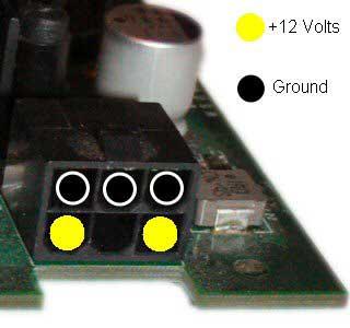 Dá sa vytvoriť redukcia MOLEX -> PCI-E 6-pin ?