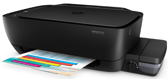 HP DeskJet GT 5820 All-in-One