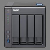 QNAP TS-431X: klasický NAS s příchutí ARM