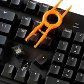 Aorus K9: rychlá optická herní klávesnice