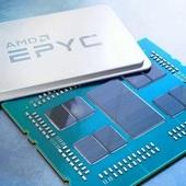 AMD EPYC Rome: architektura překonávající limity litografie