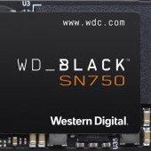 WD Black SN750: výkonné SSD pro slot M.2