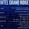 Intel Grand Ridge: Atomy na procesu 7nm HLL+