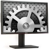 Ladíme LCD monitor