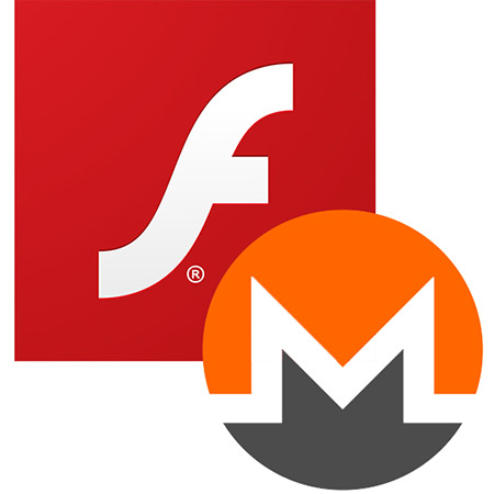 Adobe Flash Player Monero