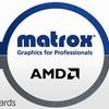 Matrox na svých kartách využije GPU od AMD