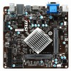 MSI J1800I: Mini-ITX s úsporným CPU Bay Trail