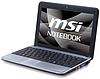 MSI představuje netbook U115 s hybridním úložným systémem