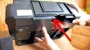 Rozborka tiskárny - nádržka odpadního inkoustu