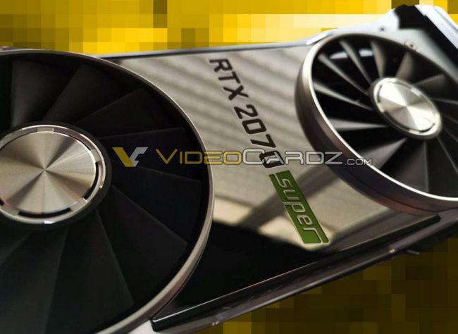 Nvidia RTX 2060/2070/2080 SUPER