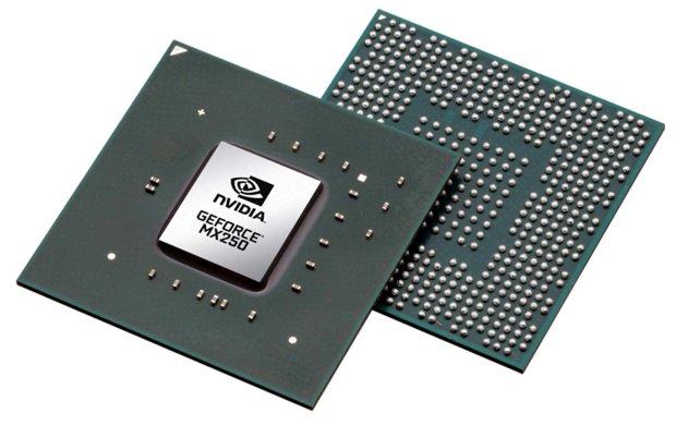Nvidia uvedla mobilní grafiky GeForce MX230 a MX250