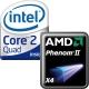 15 procesorů AMD a Intel v testu