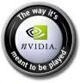 26 grafických PCIe karet - Popis nVidia karet