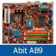 7x základ s P965: Abit AB9