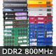 Megatest pamětí DDR2 800MHz 2x1GB - závěr