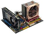 MSI K9A2 Platinum – osazení 3. slotu PCI-E x16