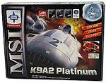 MSI K9A2 Platinum – krabice
