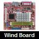 MSI Wind Board: větrný Atom