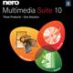 Tři v jednom: Nero Multimedia Suite 10