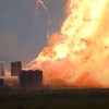 Video: prototyp Starship od SpaceX explodoval po testu motorů