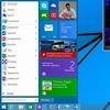 Windows 9 s novým Start Menu se asi ukáže ještě letos